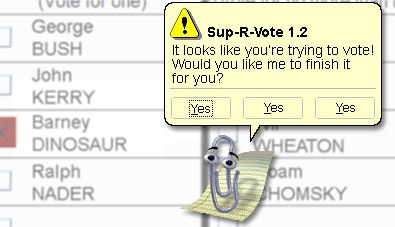 Clippy Votes